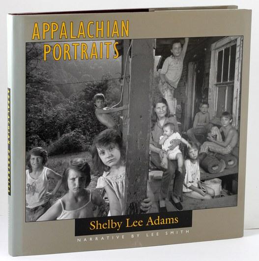 "Shelby Lee Adams, ""Appalachian Portraits"" (1993), cover"