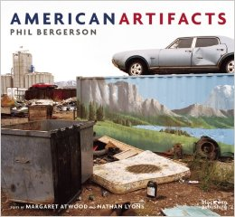 "Phil Bergerson, ""American Artifacts"" (cover), 2014"