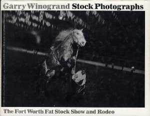 "Garry Winogrand, ""Stock Photographs"" (1980), cover"