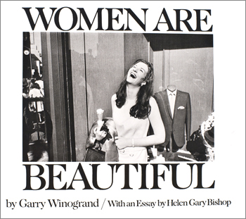 "Garry Winogrand ""Women are Beautiful"" (1975), cover"