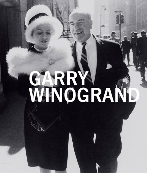 Garry Winogrand retrospective,  catalog, Yale Univ. Press (2013), cover.