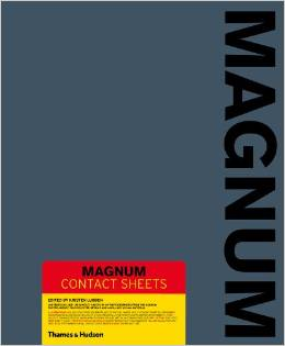"""Magnum Contact Sheets"" (2011), cover"