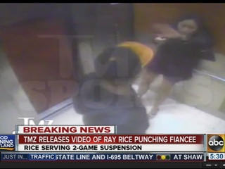 This is not Ray Rice (ABC News screeenshot, Sept. 8, 2014