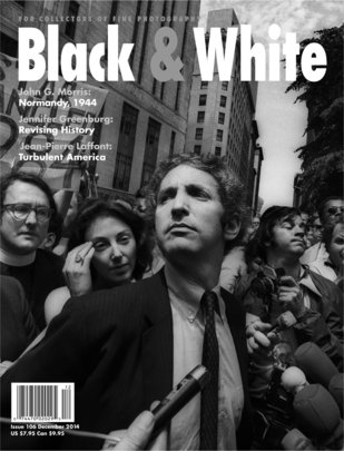 B&W magazine, issue 106 (December2014), cover
