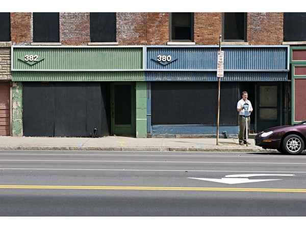 """State St., Rochester,"" © 2007 by Catherine Leutenegger"