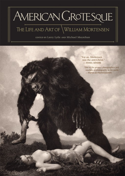 "William Mortensen, ""American Grotesque"" (2014), cover"
