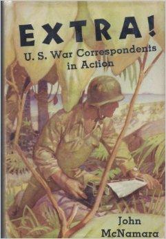 """John McNamara, """"Extra!"""" (1945), cover"""