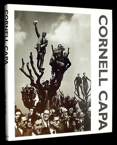 """Cornell Capa: Photographs"" (1992), cover"
