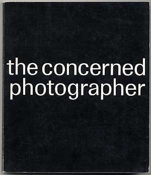"Cornell Capa, ed., ""The Concerned Photographer"" (1968), cover"