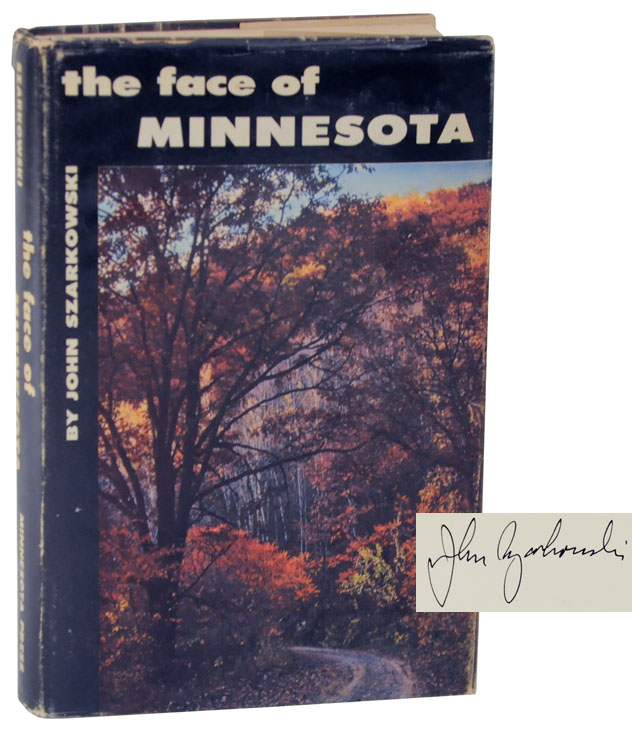 "John Szarkowski, ""The Face of Minnesota"" (1958), cover"