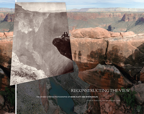"Mark Klett and Byron Wolfe, ""Reconstructing the View"" (2012), cover"