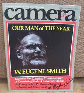 Camera 35, April 1974, cover