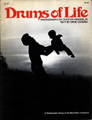 "Chester Higgins, Jr., ""Drums of Life"" (1974), cover"