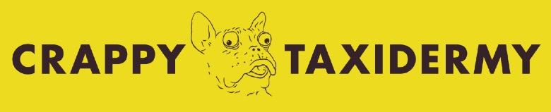 Crappy Taxidermy logo
