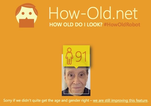 """ADC, """"How Old Do I Look?"""" screenshot, 5-1-15"""