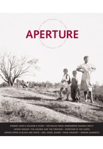 Aperture 166 (Spring_2002), cover