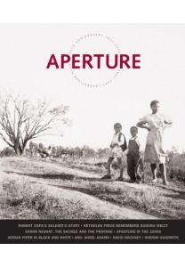 Aperture 166 (Spring_2002), cover