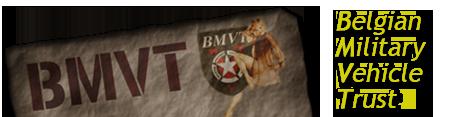 Belgian Military Vehicle Trust logo