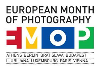 European Month of Photography logo