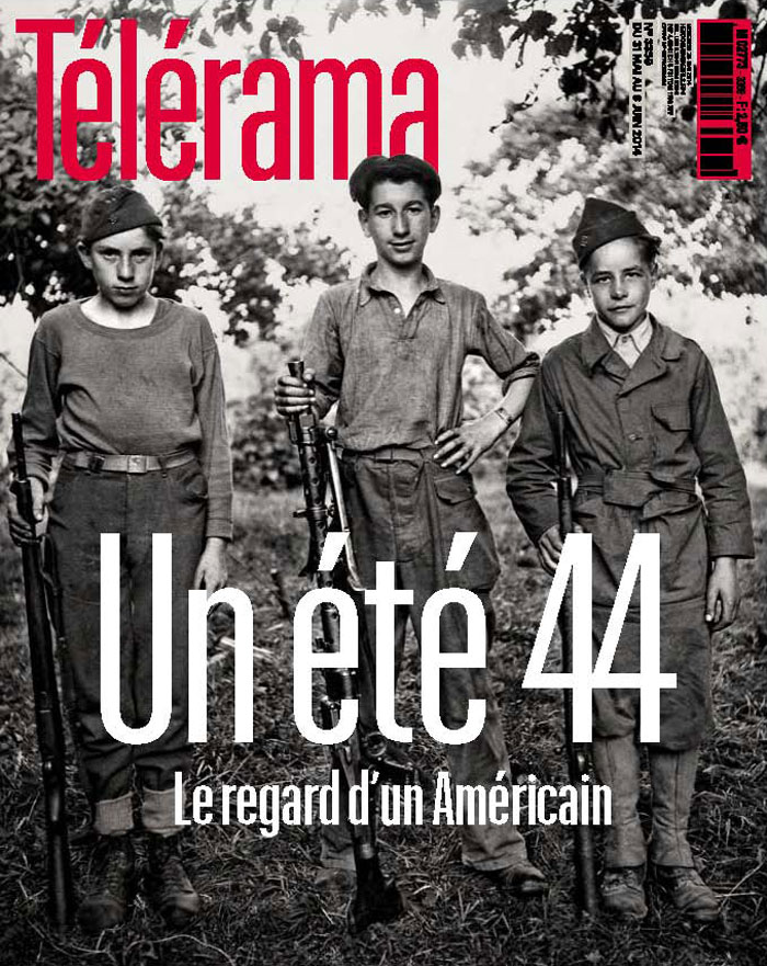 Telerama, May 31, 2014, cover