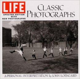 "John Loengard, ""LIFE Classic Photographs"" (1988), cover"