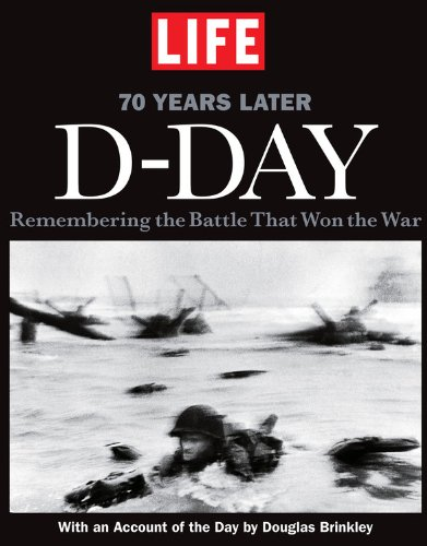 """LIFE D-DAY: 70 Years Later"" (2014), cover"