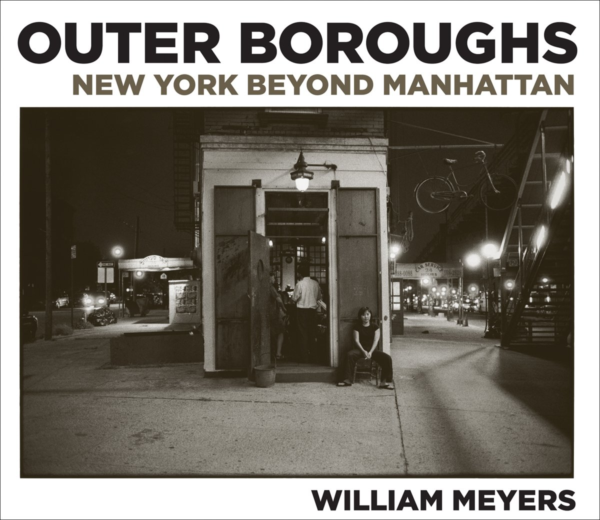 William Meyers. Outer Boroughs (2015), cover