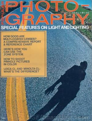 Popular Photography, April 1974