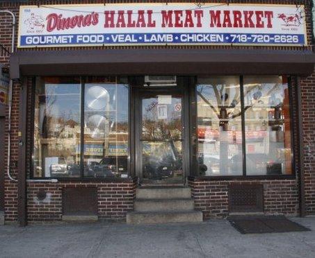 Dinora's Halal Meat Market, Stapleton, Staten Island