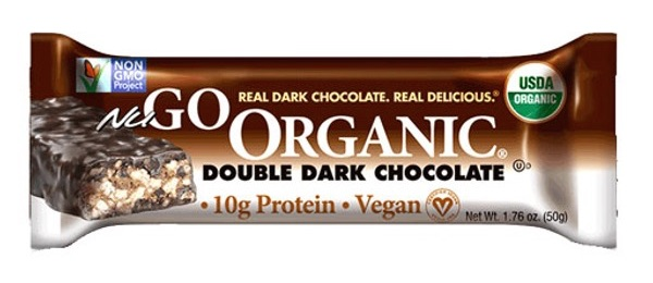 NuGO chocolate protein bar