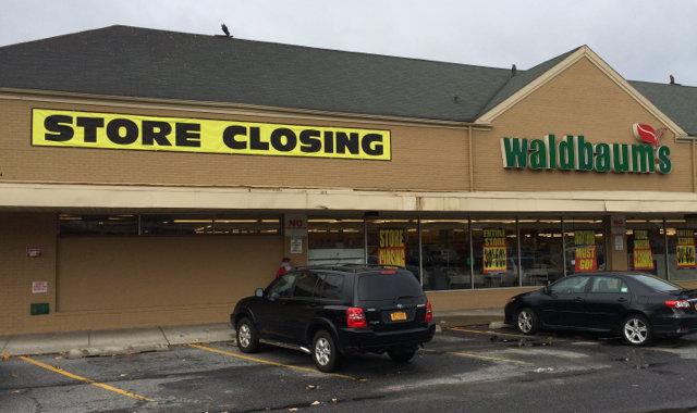 Waldbaum's, Rosebank, Staten Island, closing, 2016