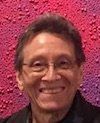 A. D. Coleman at AIPAD, NYC, 2016