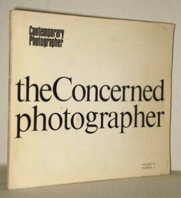 Contemporary Photographer, Vol. VI, no. 2 (1968), cover
