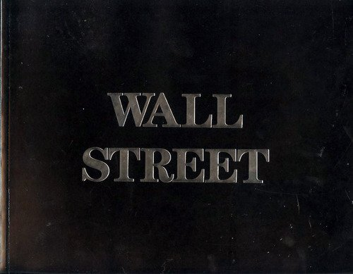 "Charles Gatewood, ""Wall Street"" (1984), cover"