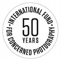 International Fund for Concerned Photography logo