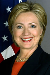 Hillary Rodham Clinton, official portrait