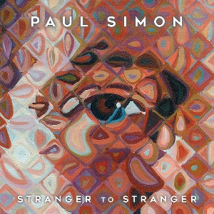 "Paul Simon, ""Stranger to Stranger"" (2016), cover"