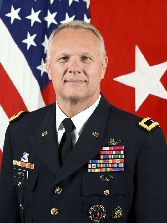Brig. Gen. Michael Bobeck, U.S. Army photo