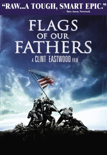 "Clint Eastwood, ""Flags of Our Fathers"" (2006), dvd cover"
