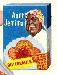 Aunt Jemima Buttermilk Pancake Mix box