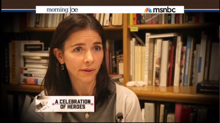 "Cynthia Young, ""Morning Joe,"" MSNBC, 6-13-14, screenshot"