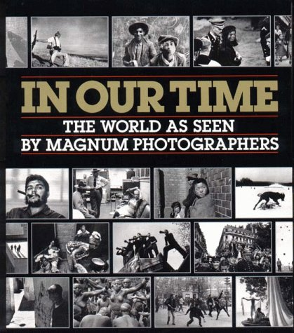 """""""Magnum: In Our Time"""" (1989), cover"""