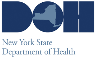 NY State Department of Health logo