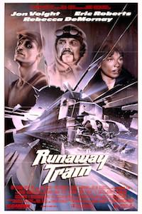 "Andrei Konchalovsky, ""Runaway Train"" (1985), poster"