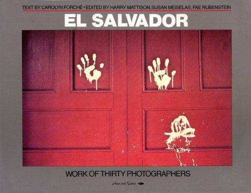 """Susan Meiselas, ed., """"El Salvador"""" (1983), cover"""