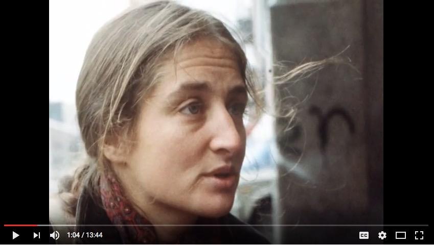 "Susan Meiselas, ""Ojos Abiertos"" video (2002), screenshot"