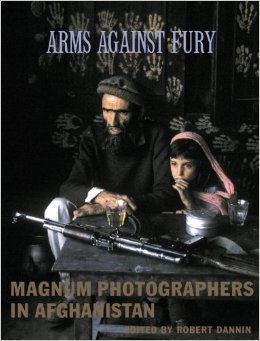 """Arms Against Fury: Afghanistan by Magnum Photographers"" (2002), cover"