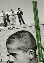 "Gilles Peress, ""Telex Iran"" (1984), cover"
