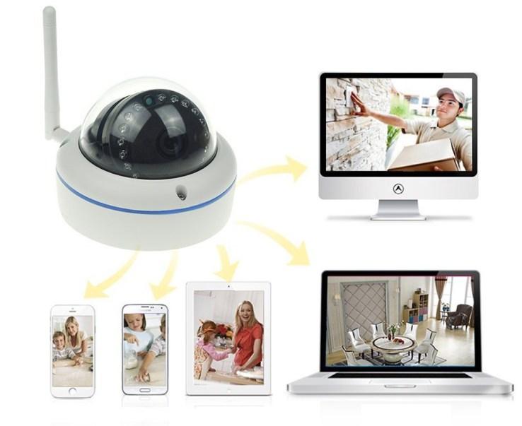 JideTech Onvif Security Camera
