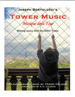 Franc Palaia, Tower Music (2016), cover